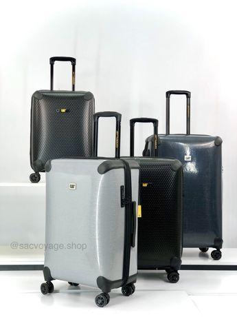 Дорожня валіза CAT Iris, Hexagon, сумка на колесах, чемодан дорожный