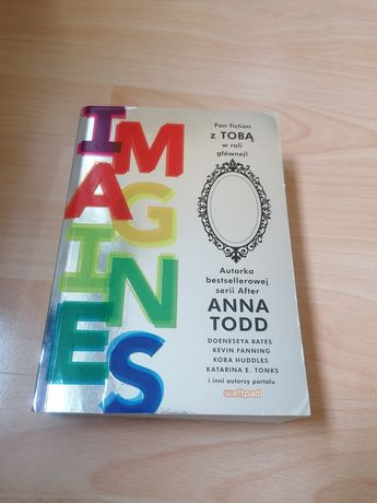 """Imagines"" Anna Todd"