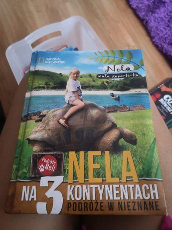 Nowa książka Nela mała reporterka pół ceny