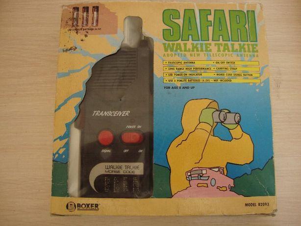 продам рацию SAFARI walkie talkie