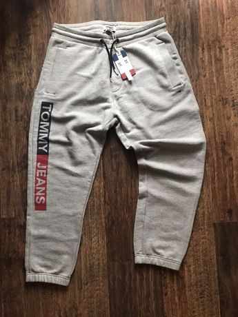 Spodnie dresy dres tommy jeans XL oryginalne prezent