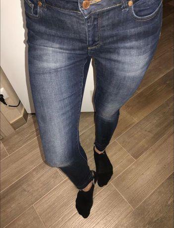 Topshop джинси висока посадка 25