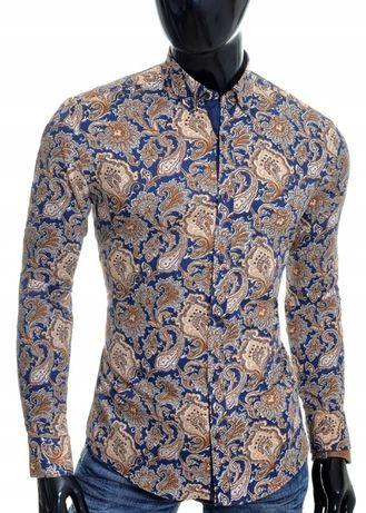 Koszula męska slimfit