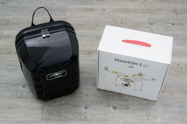 Dji Phantom 3 SE + Mala - Como novo