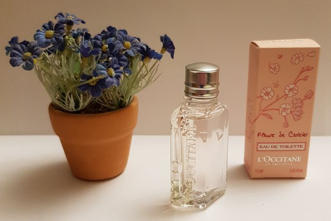 L'Occitane Fleurs de Cerisier EDP 7,5ml miniaturka miniatura perum