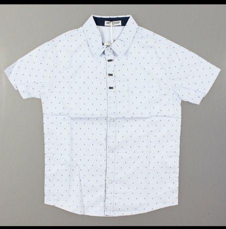 Рубашка хб для мальчика 10 лет