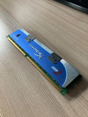 Pamięć Kingston RAM HyperX, DDR2, 4 GB, 1066MHz, CL5 (KHX8500D2K2/4G)