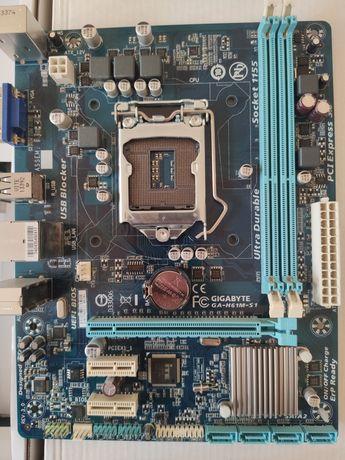 Материнская плата 1155 socket, Xeon 1270v2, DDR3 8Gb (4*2)