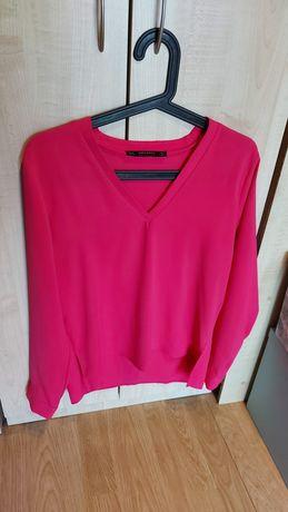 Bluzka koszula Zara nowa róż 36 S nowa