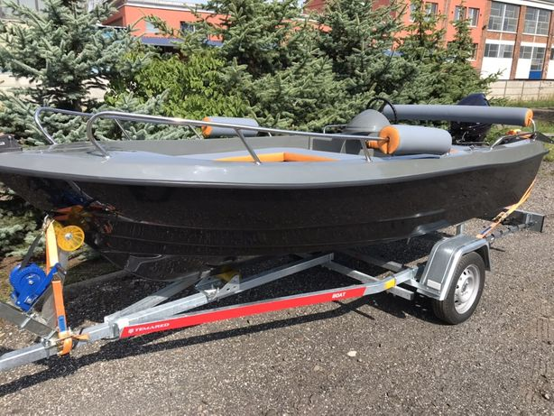 Łódka wędkarsko - turystyczna - 440