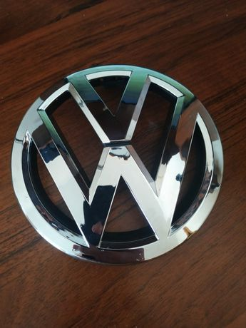 Логотип volkswagen caddy, passat, touran (эмблема 1t0853601e)