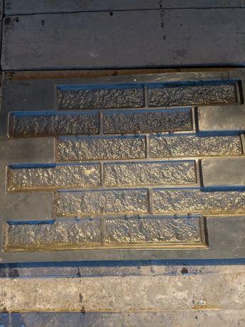 Форма для декоративной плитки