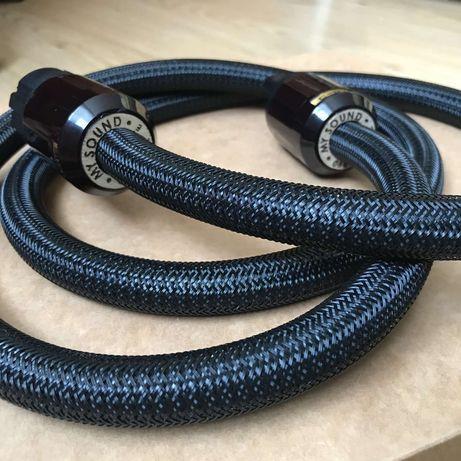Силовой сетевой кабель питания My Sound Power 8мм2 Hi-Fi Hi-END