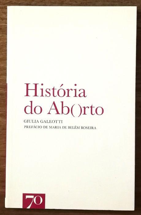 história do aborto, giulia galeoth, edições 70 Estrela - imagem 1