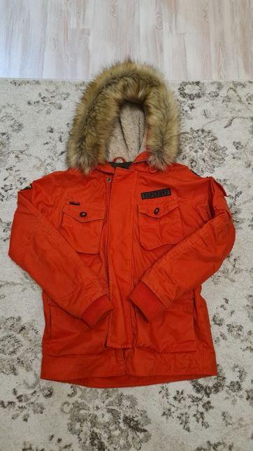 Куртка, демисезонная парка SuperDry L