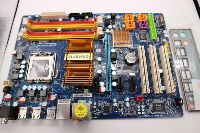 ТОП Gigabyte P35-DS3R s775 P35, FSB 1600, под XEON e5450/e5472/x5460