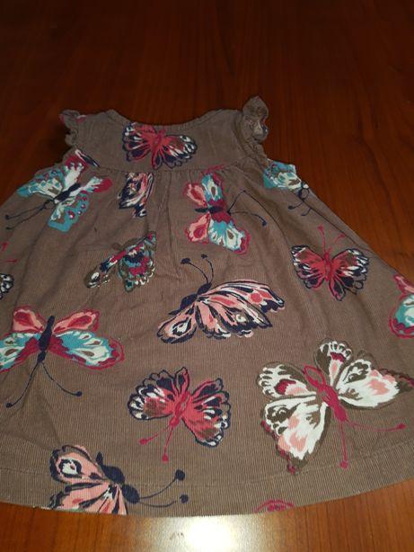 Sukienka Next, rozmiar 68