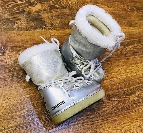 Зимние ботинки Chicco