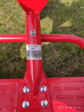 Rowerek 3-kolowy Toyz York