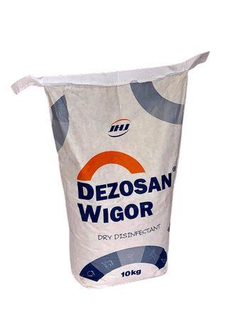 Dezosan Wigor 10kg, 20kg, 500kg - sucha dezynfekcja powierzchni