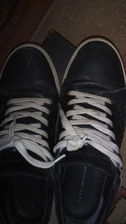 продам туфли мужские кожаные Tomy Hilfiger