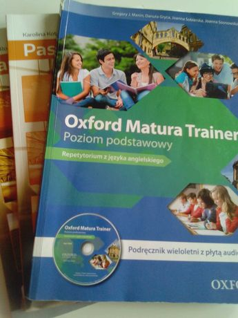 Język angielski, przygotowanie do matury, egzaminów.