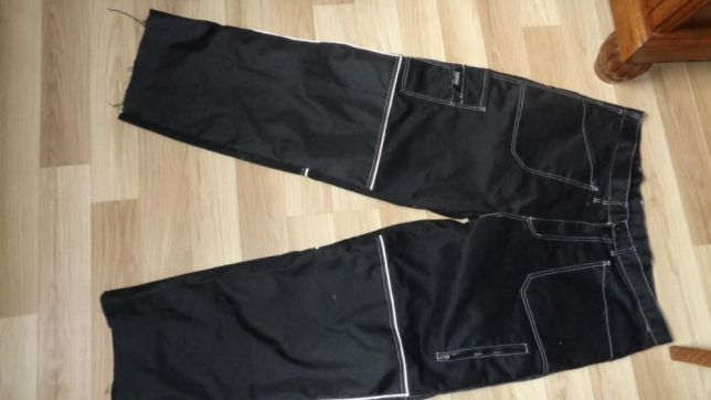 BLUEWEAR- Spodnie do pracy-rozmiar 60