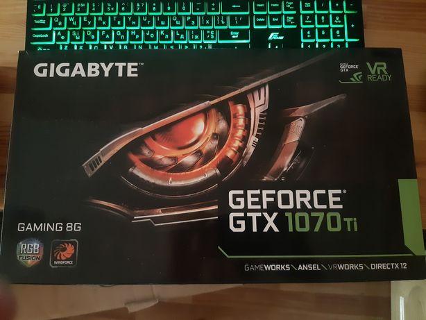 Gigabyte GeForce GTX 1070 Ti Gaming 8G.