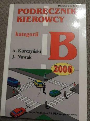 Podręcznik kierowcy kategorii B 2006