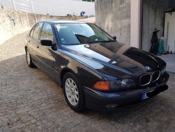 BMW 523i como novo!