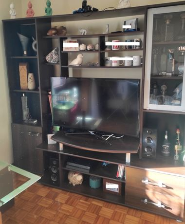 Móvel compacto de TV