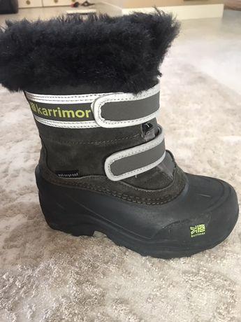 Зимние непромокаемые сапоги Karrimorr