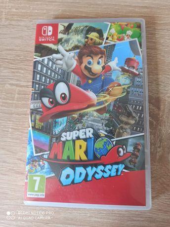 Sprzedam/Zamienię Super Mario Odyssey [Nintendo Switch]