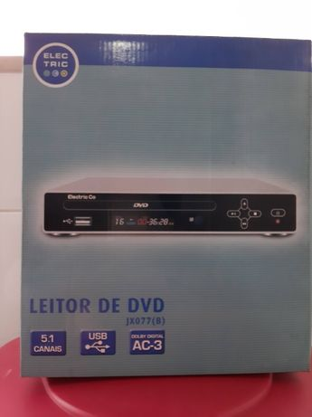 Leitor DVD Eletric CO