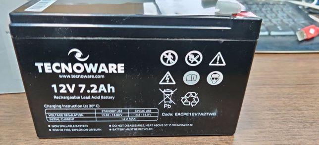 #103 Аккумулятор для ИБП Tecnoware 12v 7.2Ah
