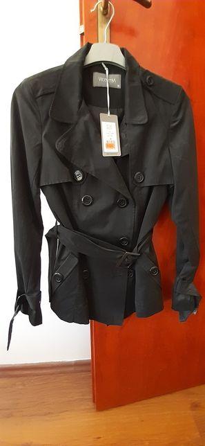 Nowa kurtka/płaszczyk r. 36