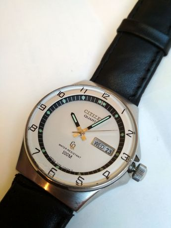 Citizen quartz antigo