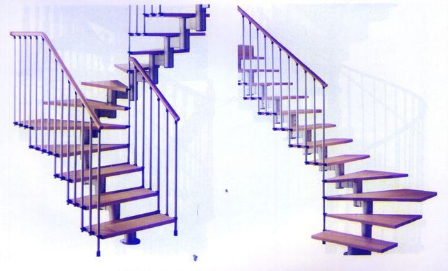 Лестницы, перила, ограды, ворота, заборы, решетки, металлоконструкции