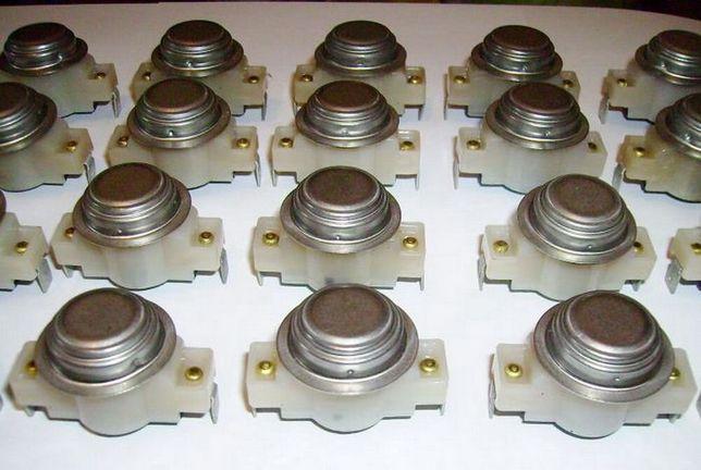 Датчики Реле температуры ДРТ-Б-90(90°С) и ДРТ-Б-60(60°С), 220В, 12А