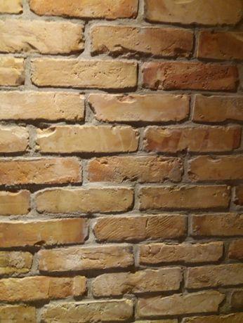 płytki cięte z cegły rozbiórkowej DOSTĘPNE od RĘKI w GDAŃSKU
