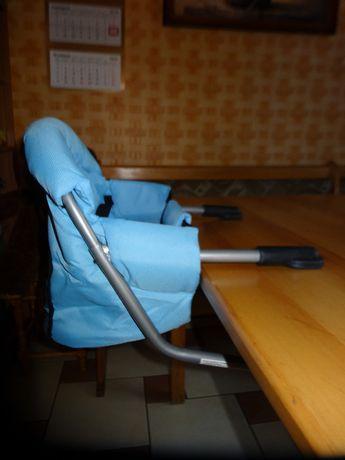 Krzesełko turystyczne fotelik do karmienia HAUCK do 12 kg