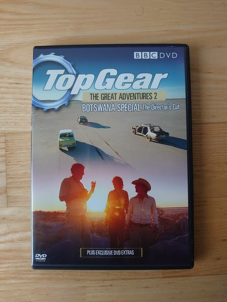 Top Gear The Great Adventures 2 Botswana Special