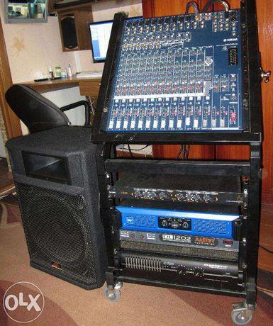 Аренда музыкальной аппаратуры, музыки. Аренда звука. Прокат звука