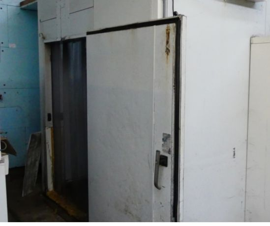 Komora chłodnia stacjonarna gotowa do pracy Silensys 260cmx600x265