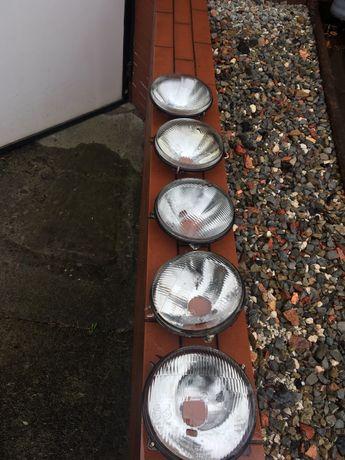 Lampy klosze reflektory