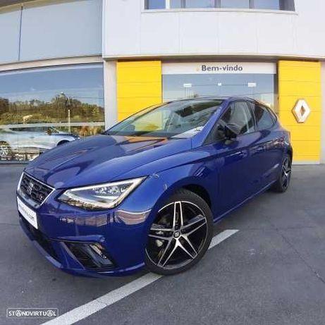 SEAT Ibiza 1.6 TDI FR DSG