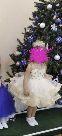 Новогоднее платье, костюм «Звёздочка»