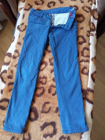 Продам детские зимние джинсы