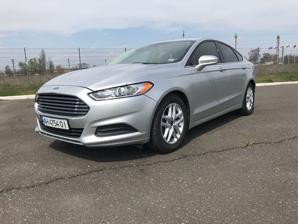 Ford Fusion Mondeo. 2015