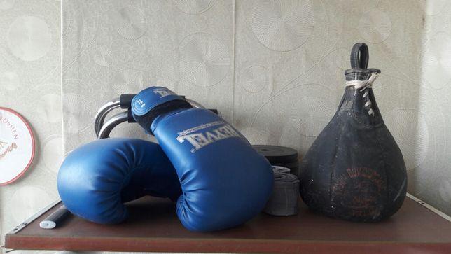 Боксерские тренеровочные перчатки